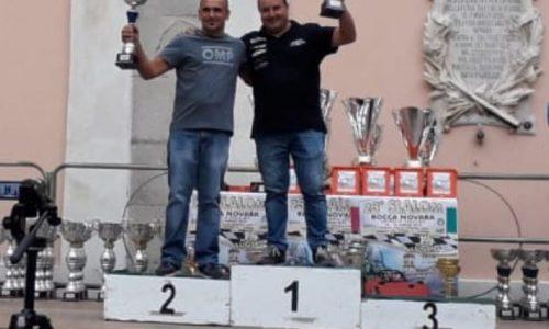 """Rally e Slalom: il sinagrese Mario Radici conquista il """"Trofeo Italia Centro Sud"""""""