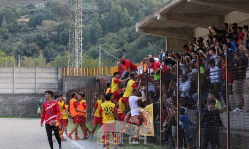 """Il Sinagra vince il derby con la Santangiolese con lo """"squalo"""" Amante"""