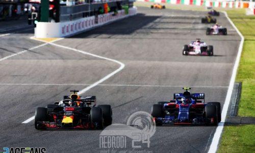 Formula Uno – Gran Premio del Giappone: a Daniel Ricciardo la palma del migliore