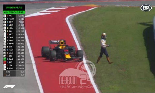 Formula Uno – Daniel Ricciardo: gli incubi ed il karakiri di ieri sera in Texas