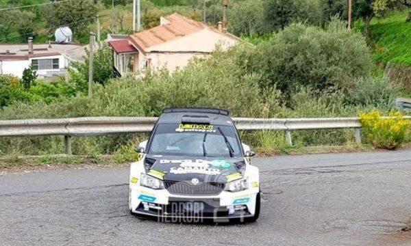 Rally Tindary – Il friulano Luca Rossetti vincitore della quarta edizione