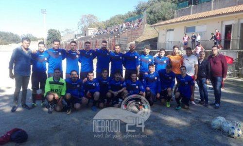 L'Umbertina inaugura il suo terzo campionato di Prima Categoria con una sconfitta