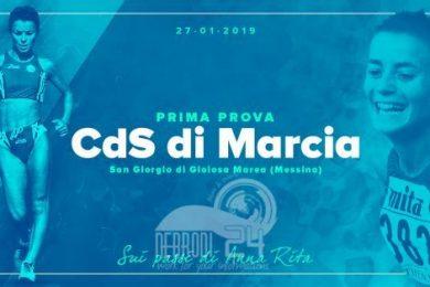 Gioiosa Marea – Tutto pronto per la marca tricolore di domenica 27 gennaio