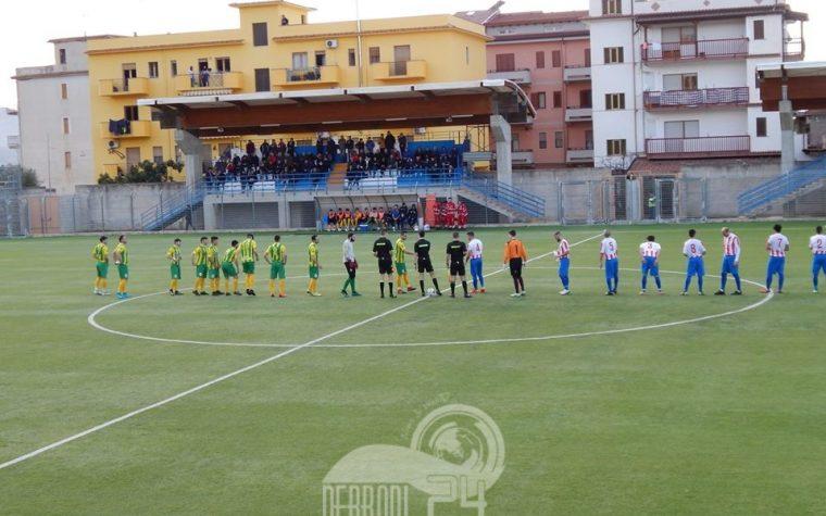 Promozione – Il Rocca contro il Gioiosa, dopo tre sconfitte trova solo un pareggio
