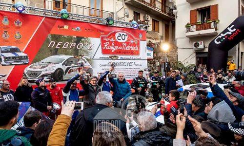 19° Rally dei Nebrodi – Vince l'equipaggio palermitano Riolo-Rappa sulla R5