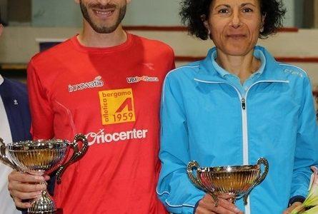 Capo d'Orlando – Alla Mezza Maratona vincono Antonino Lollo e Tatiana Betta