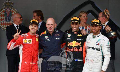 Formula Uno – Daniel Ricciardo e il Gran Premio di Montercarlo