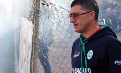 Promozione – L'Acquedolcese conferma l'allenatore Pippo Perdicucci