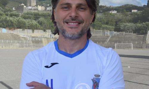 Promozione – Lo staff tecnico della Santangiolese per la stagione 2019/20