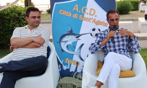 Città di S.Agata Calcio – Presentata la nuova stagione. Entusiamo e passione! (video)