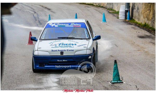 La Nebrosport 'fa 13' allo slalom di Castell'Umberto