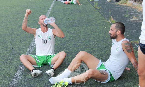 Brolo – L'Acquedolci corre e si conferma già buona squadra. A segno in amichevole Calabrese, Carrello ed Iuculano
