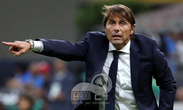 Inter : Inizia vedersi la mano di Antonio Conte.