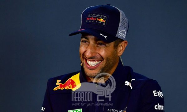 Il momento di Daniel Ricciardo dopo Monza e in vista di Singapore