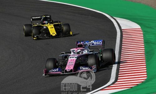Sesto posto per Ricciardo in Giappone : riscattate le deludenti gare di Singapore e Sochi