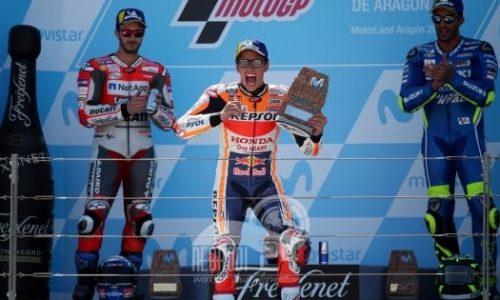 Marc Marquez e il 2019 da padrone assoluto della MotoGp