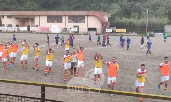 Promozione – Santangiolese acciuffata nel finale da Bucale.