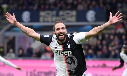 Juventus campione d'inverno