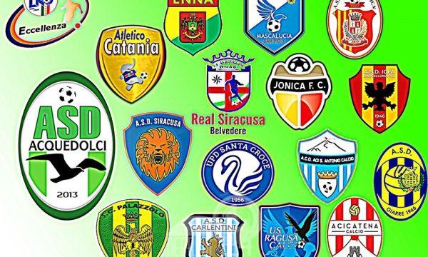 Eccellenza – Le 16 squadre che compongono il girone B