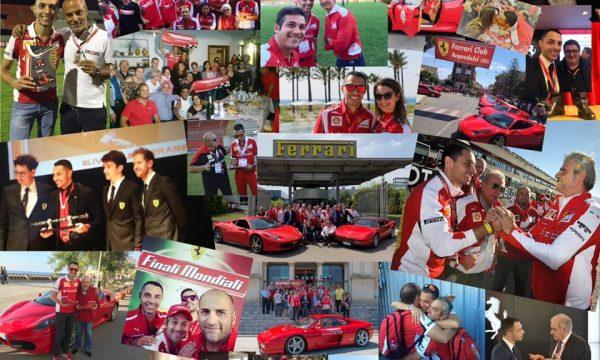 Scuderia Ferrari Club – Si dimette da tutti gli incarichi Giuseppe Rosignolo