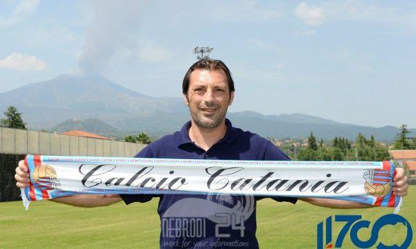 Il Catania calcio ha il suo allenatore: è il pirainese Giuseppe Raffaele. L'intervista…