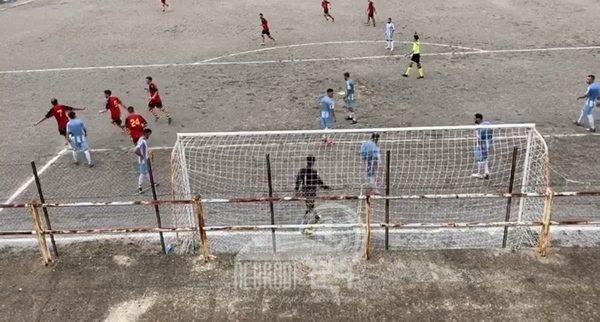 Coppa Promozione – Santangiolese vs Sinagra: a passare il turno i giallorossi sinagresi