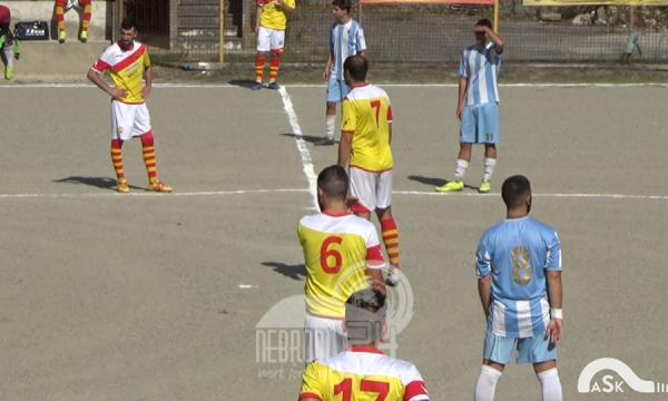 Coppa promozione – Sinagra raggiunto al 94′. Santangiolese mai doma