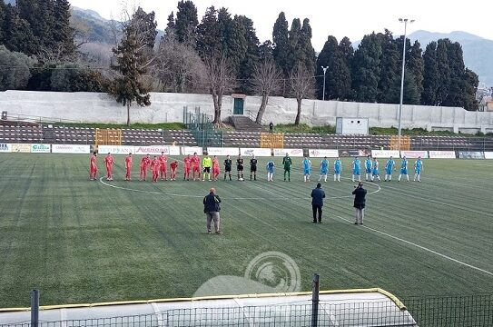 Calcio: Serie D, Città di S.Agata vs Cittanova buon pareggio ma con rammarico