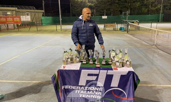 Brolo – Al Circolo Tennis, cala il sipario sul Torneo dei Record