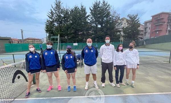 Brolo – Circolo Tennis: Campionato a SquadreUnder 16 Femminile