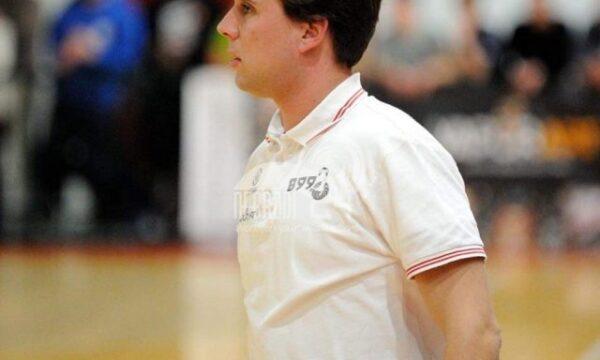 Marco Cardani è il nuovo capo allenatore dell'Orlandina Basket