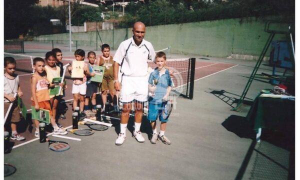 Brolo – Cerimonia di chiusura della Scuola Tennis 2020/2021, ricordando Loris