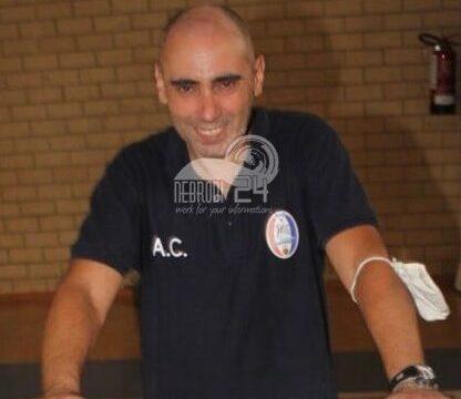 Antonio Cortese è il nuovo allenatore della Saracena Volley